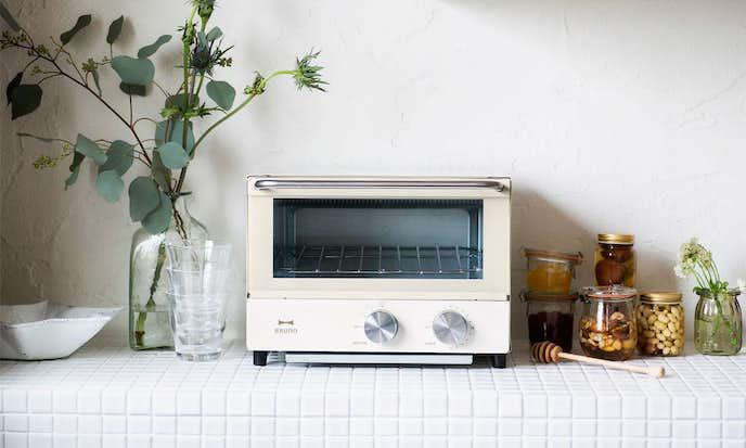 おすすめのおしゃれな家電はブルーノのトースター