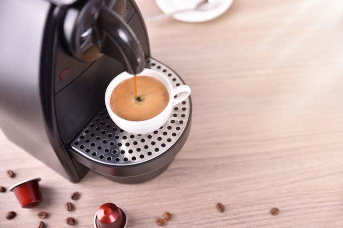 おすすめのカプセル式コーヒーメーカー