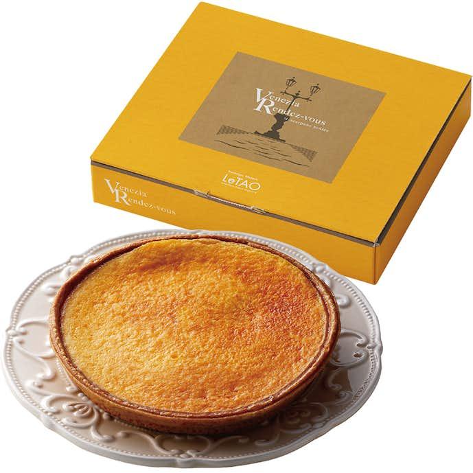母の日のギフトに人気のお菓子はルタオのチーズケーキ