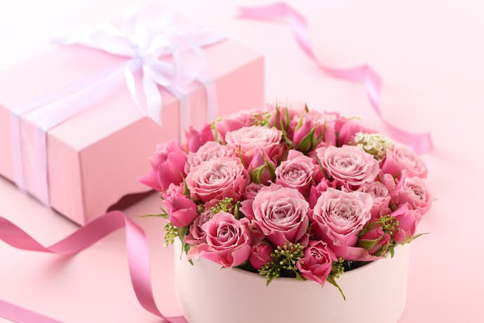 敬老の日のプレゼントは花束ギフト