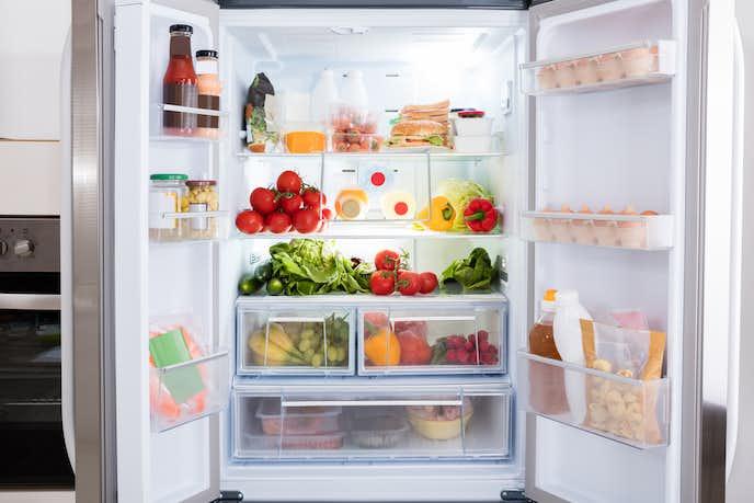 一人暮らしの家電に冷蔵庫