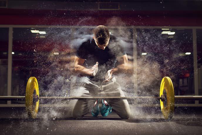 デッドリフトで鍛えられる筋肉とは