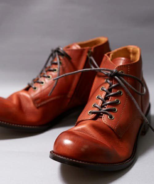 パドローネのブーツ
