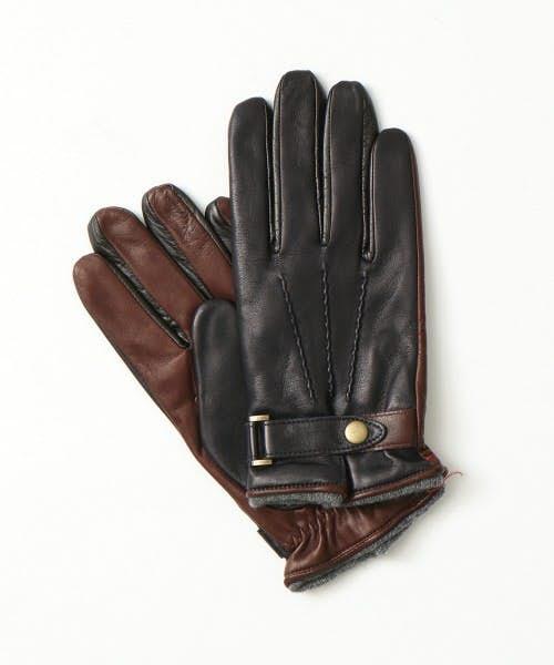 メンズにおすすめの手袋ブランド