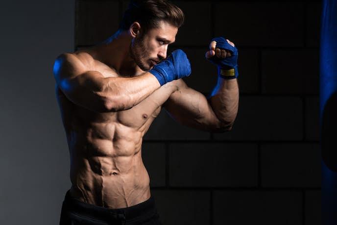腹斜筋を効果的に鍛えられるトレーニングメニュー