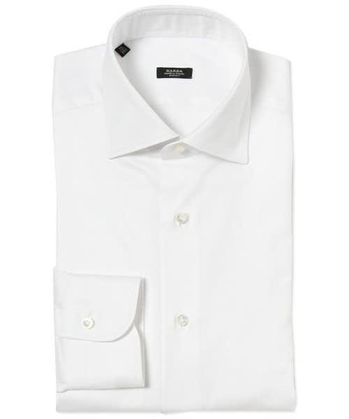 人気ブランド「バルバ」のシャツ