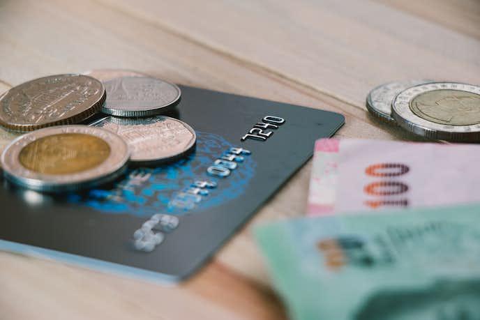 ポイントが貯まるクレジットカード