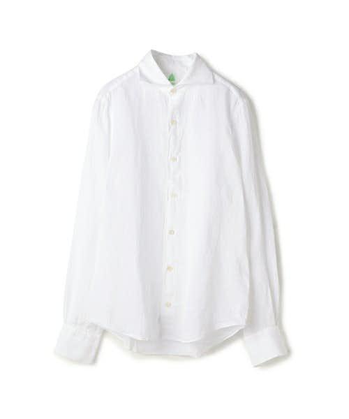人気ブランド「フィナモレ」のシャツ