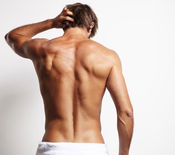 テストステロン量を増やせば男らしい体になる