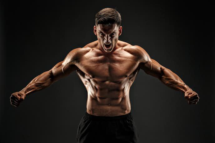 自宅で出来る大胸筋の自重トレーニング