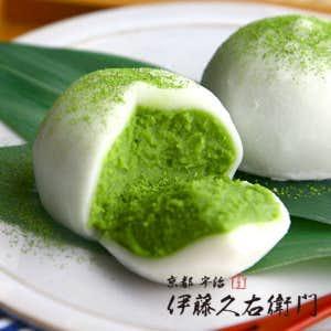 女性へのお菓子のプレゼントに伊藤久右衛門の抹茶大福.jpg