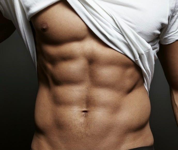 腹筋下部は鍛えにくい筋肉の1つ