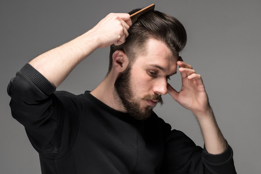 ネオ七三分けのセット方法&清潔感あるかっこいい17のメンズ髪型