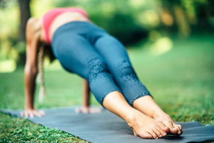 大腿四頭筋を鍛えられる効果的なトレーニングメニュー