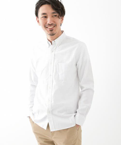 アーバンリサーチの白シャツ