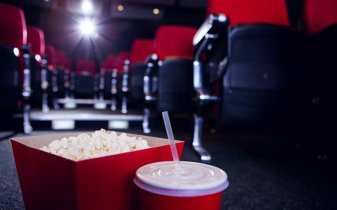 カップルで4DX映画館に訪れてみる