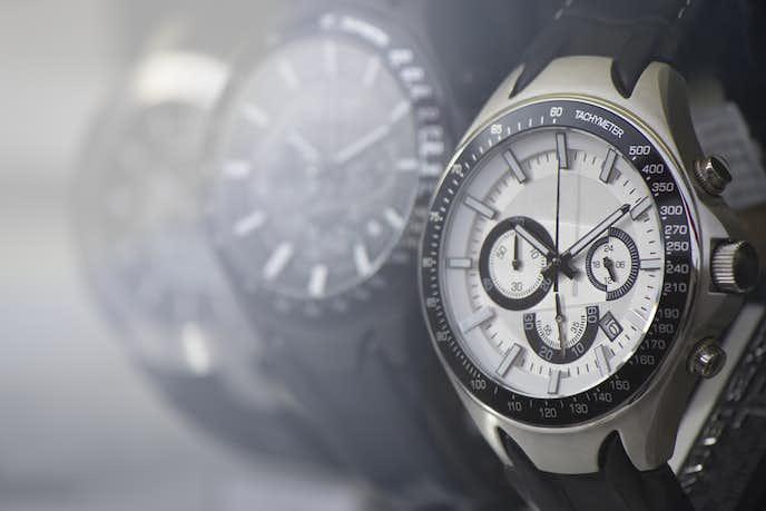 タグ・ホイヤーの腕時計