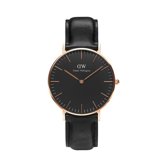 30代旦那への誕生日プレゼントはダニエルウェリントンの腕時計