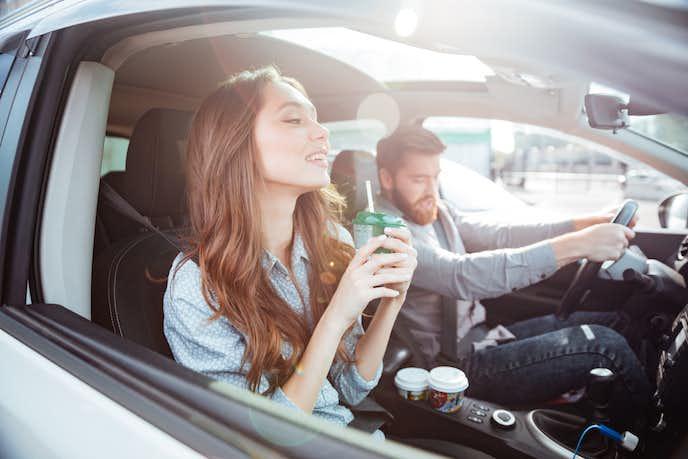 女性がときめくドライブデート