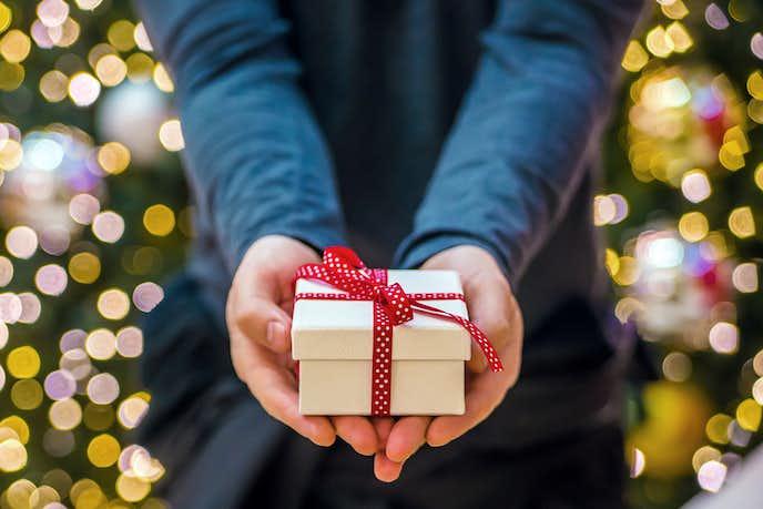 旦那へのクリスマスプレゼントの予算