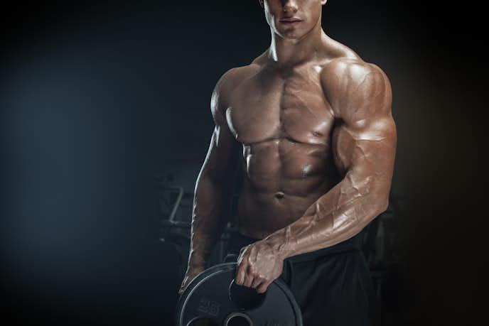 胸筋下部を鍛えられるトレーニングとは