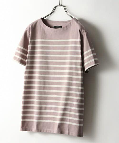 ハレの人気ボーダーTシャツ