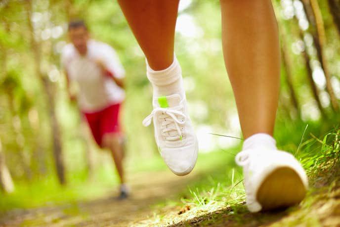 全身を鍛えられるジョギング