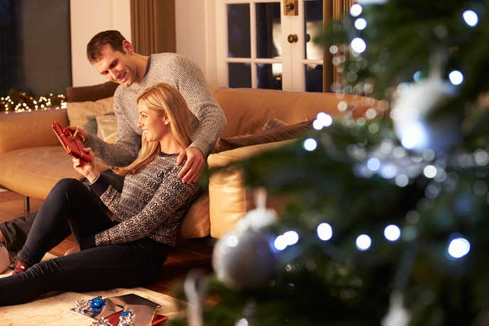 妻へのクリスマスプレゼントの予算