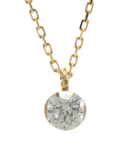 ageteの0.2ctのダイヤモンドネックレス.jpg