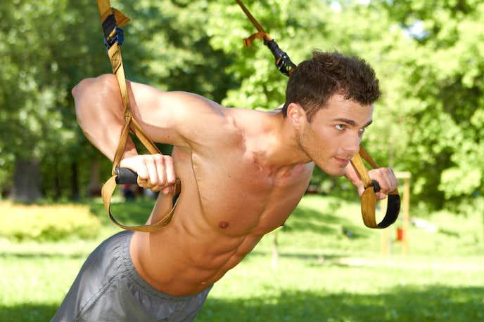 棘下筋を鍛えられるトレーニング