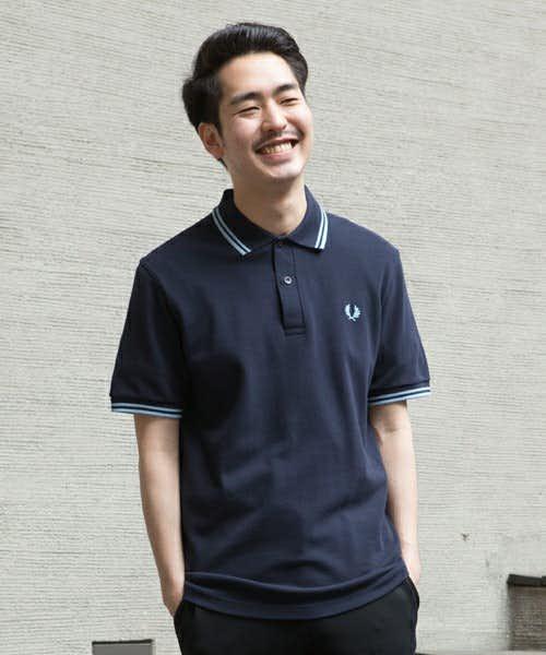 FREDPERRYのポロシャツ