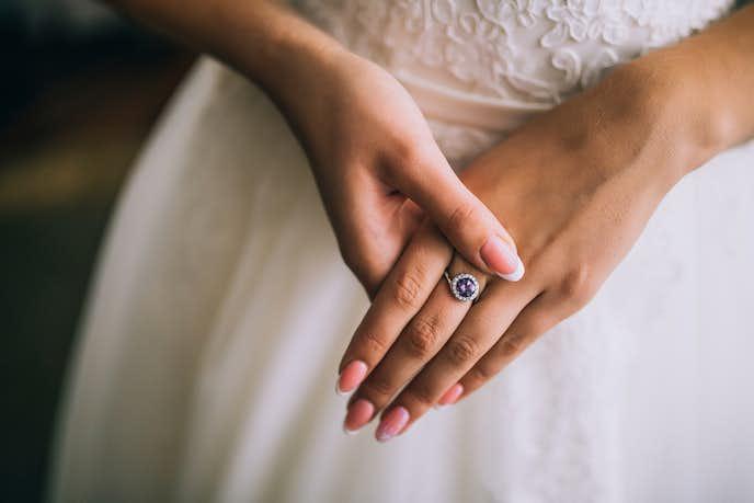 4_5年記念日のプレゼントに指輪