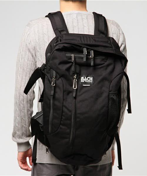 バッハのおすすめ旅行用バックパック