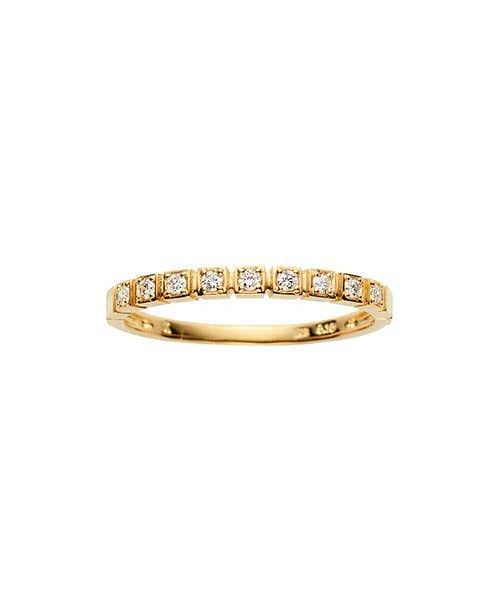彼女や妻へのプレゼントにヴァンドーム青山のダイヤモンドステップリング.jpg
