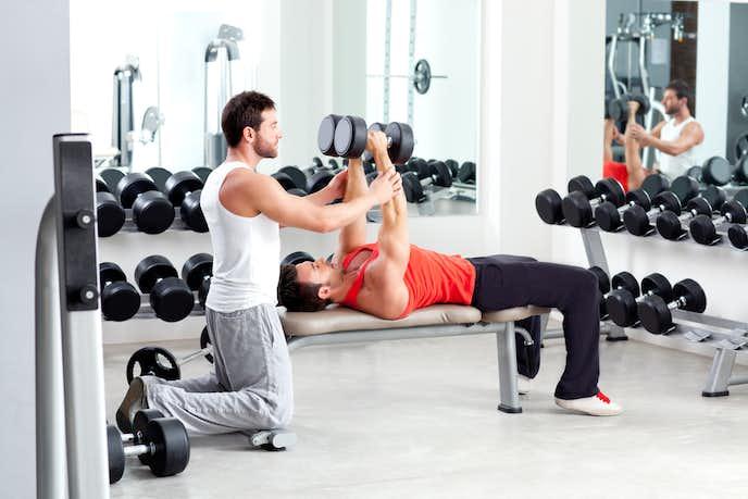棘下筋のトレーニング