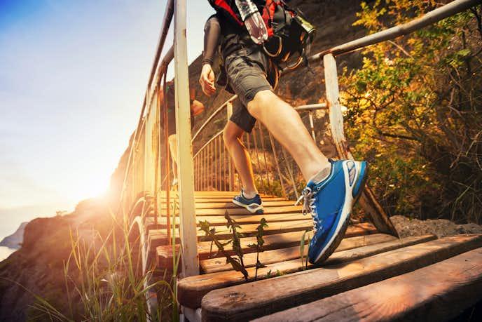 腓腹筋を鍛えられるトレーニング