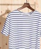 夏ファッションを上品に仕上げる。大人のボートネックTシャツ3選 | Smartlog
