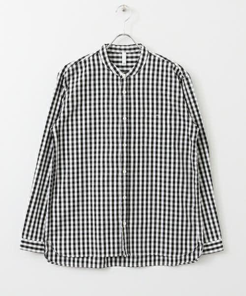 アーバンリサーチの人気チェックシャツ