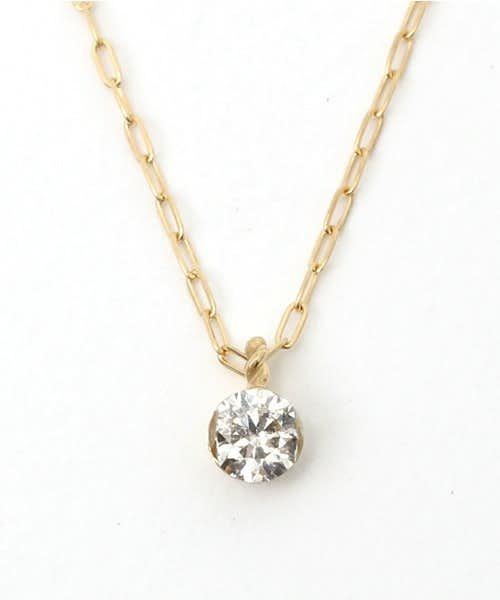 ageteの0.1ctのダイヤモンドネックレス.jpg