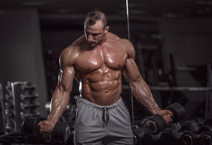 烏口腕筋を鍛えられるトレーニングメニュー