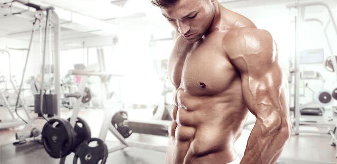 上腕筋を鍛えられるトレーニング