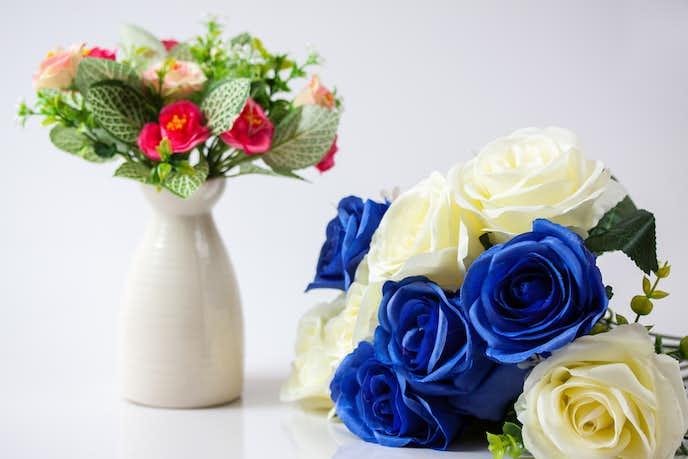 結婚祝いの花プレゼントはバラ