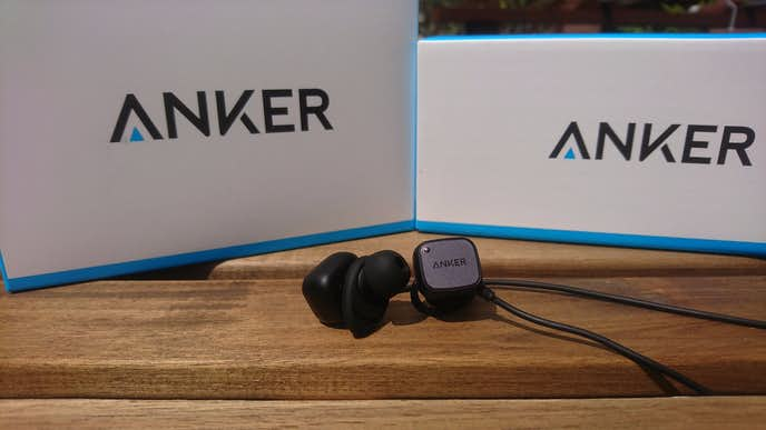 Anker SoundBuds Tag Bluetoothイヤホン