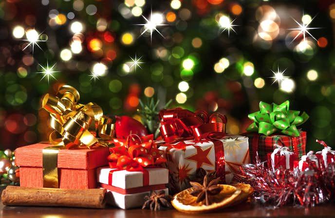 クリスマスプレゼントはおすすめのキーケース