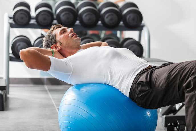 短内転筋を鍛えられるトレーニングメニュー