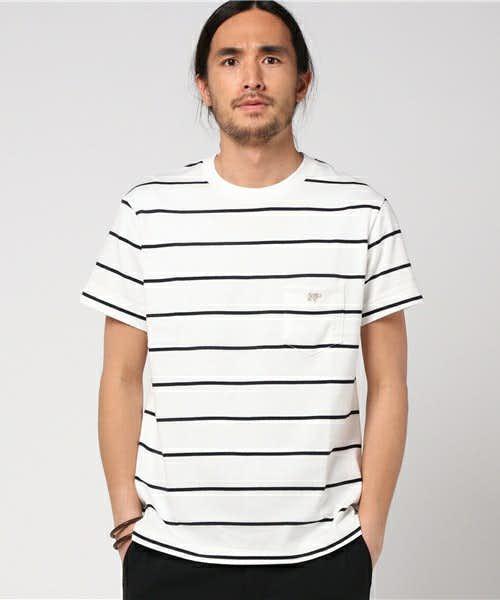 サイクルの人気ボーダーTシャツ
