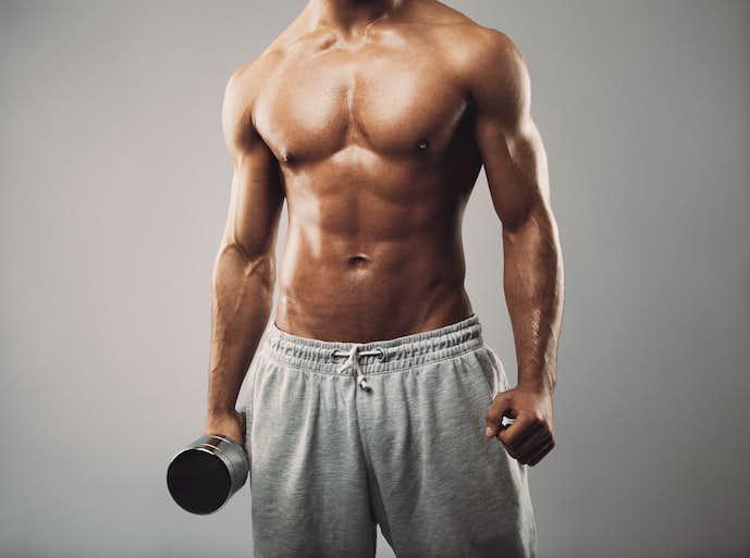 肩甲下筋を集中して鍛える筋トレ種目