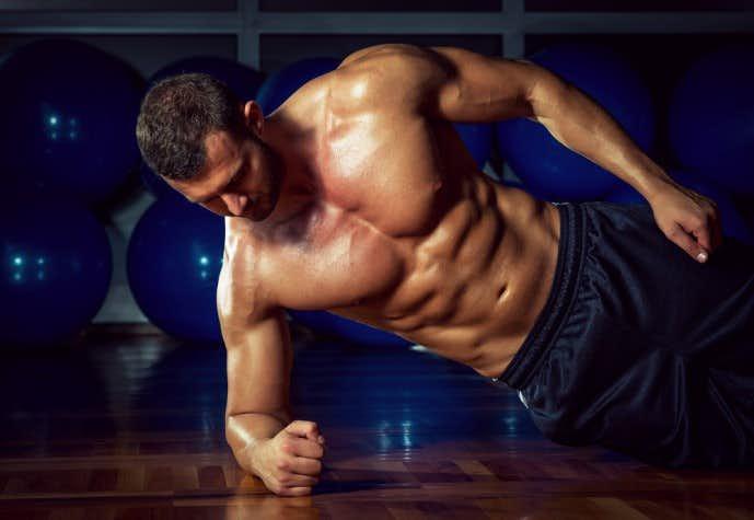 足を鍛えられるヒップアダクショントレーニング
