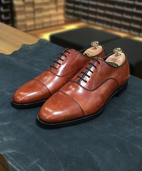 30代の男友達への誕生日プレゼントはリーガルの靴