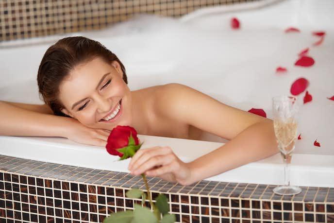 入浴剤のプレゼントは香りで選ぶ